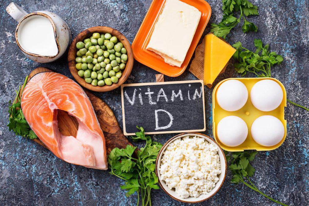 Những tác dụng tuyệt vời đến từ vitamin D3 mà bạn chưa biết - 1