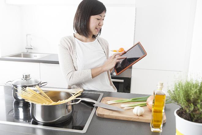 Tận hưởng niềm vui nấu ăn với mặt kính SCHOTT CERAN®