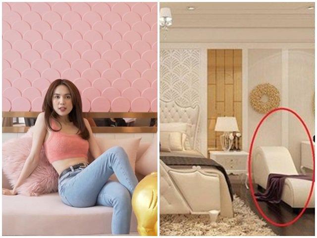 Sao Việt và những lần lộ phòng ngủ: Ngọc Trinh, Phi Thanh Vân làm fan đỏ mặt với nội thất