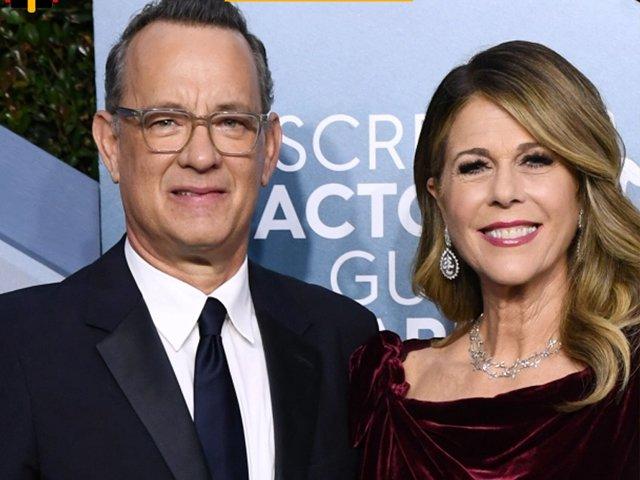 Ngôi sao 24/7: Tài tử tỷ đô Tom Hanks và vợ thừa nhận dương tính với COVID-19