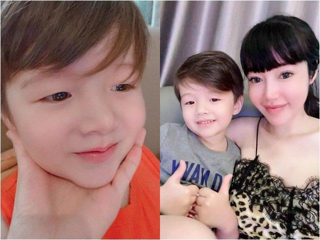 Elly Trần rất lâu chưa đăng hình con, bức ảnh mới nhất gây xôn xao mạng xã hội