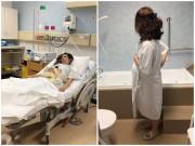 Mẹ Việt ở Úc đi đẻ 0 đồng, cảm động với câu nói của bác sĩ khi bé chào đời