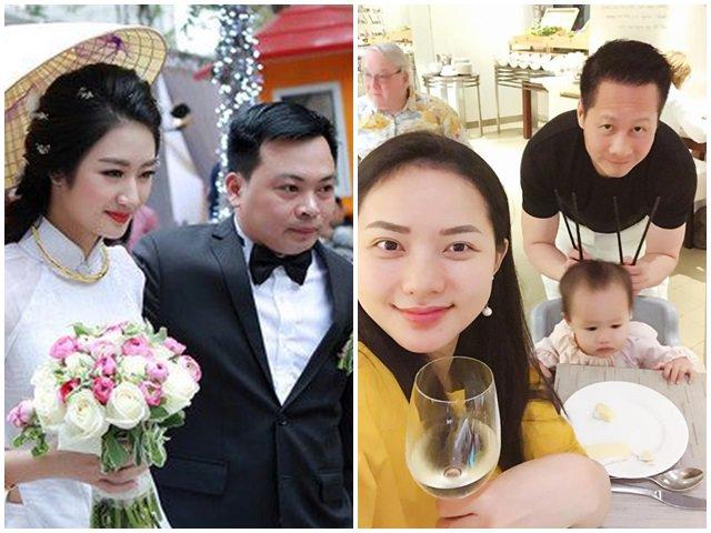 Nghịch lý showbiz Việt: Người đẹp lấy chồng xấu, càng già càng được cưng chiều