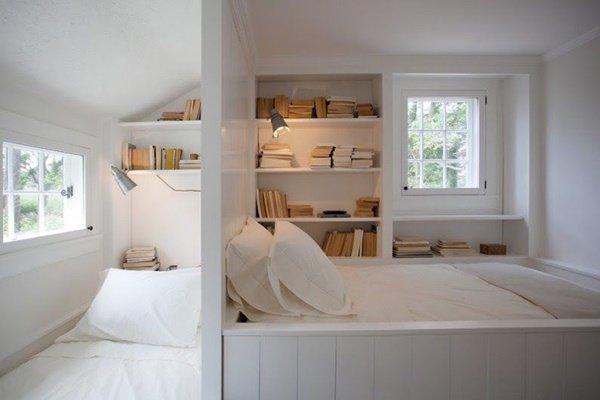 Những mẫu vách ngăn phòng ngủ biến nhà rộng gấp đôi, sang chảnh miễn bàn - 1