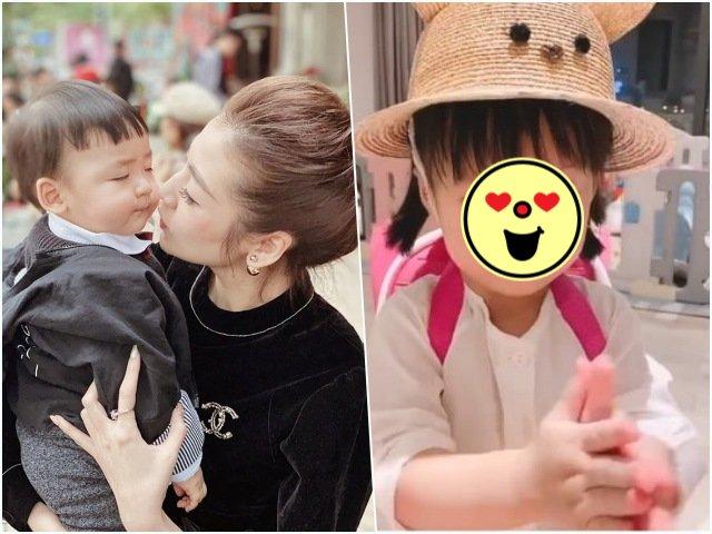 Đọ độ hot của các nhóc tỳ nhà Hoa hậu-Á hậu, con Phạm Hương, Tú Anh thua cô bé này