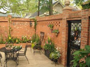 Các mẫu hàng rào xây gạch đẹp phù hợp với mọi ngôi nhà