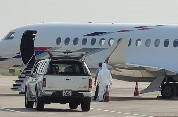 Lịch trình của bệnh nhân thứ 54, 55, 56, 57: Có người di chuyển trên 3 chuyến bay