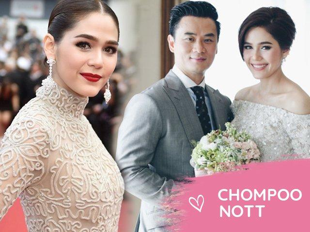 Chompoo Araya: Mỹ nhân đẹp nhất Thái Lan và đám cưới xa hoa bạc tỷ xứ Chùa Vàng