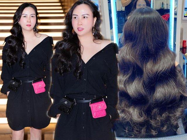 Phượng Chanel lên hương nhan sắc nhờ thay đổi kiểu tóc