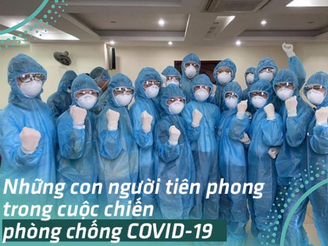 Tự hào Việt Nam: BS, y tá về hưu tình nguyện chống dịch, doanh nghiệp ủng hộ hơn 235 tỷ