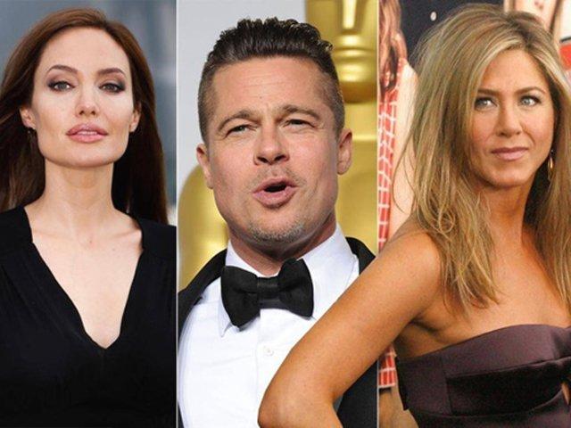 Chưa rõ thực hư Jennifer có quay về với Brad Pitt hay không, Angelina đã cấm cô gặp bọn trẻ