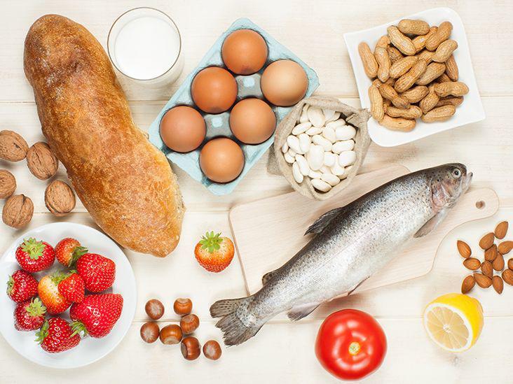 Những thực phẩm dễ gây dị ứng thức ăn nhất cần lưu ý - 3