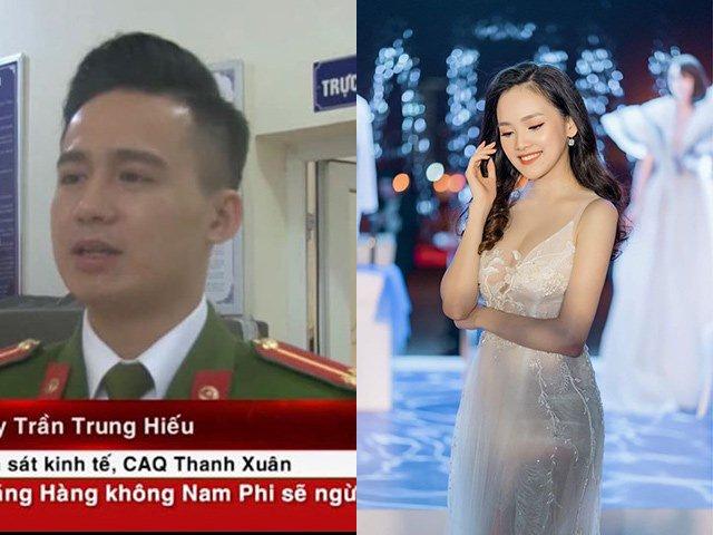 Trung uý trong bản tin Bắt khẩu trang lậu gây sốt, ngoài đời đã làm bố, lấy vợ Hoa hậu