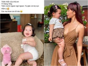 Sao Việt 24h: Hà Anh bức xúc khi có kẻ dùng hình con mình, nhận vơ là mẹ bé Myla