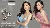 Nửa năm đăng quang, gia tài hàng hiệu của Lương Thùy Linh chỉ là 3 đôi hoa tai Dior cũ