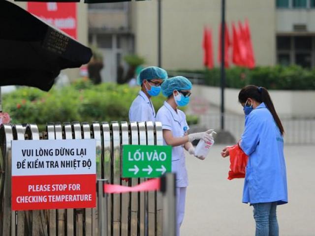 Cách ly 495 người, xét nghiệm 5000 trường hợp sau 3 ca nhiễm COVID-19 tại BV Bạch Mai