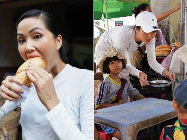 Hoa hậu HHen Niê dành một ngày ăn bánh mì khắp Sài Gòn và lý do xúc động phía sau