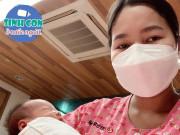 9X mang bầu được cả nhà chồng Hàn Quốc cưng chiều, sinh xong nằm viện một mình khóc nức nở
