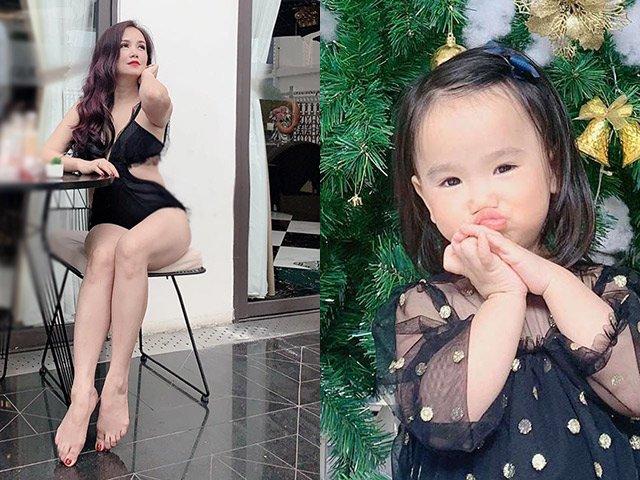 Sắp làm bà ngoại, DV Hoàng Yến bỗng có con từ quả trứng già, giờ đứa trẻ như thiên thần
