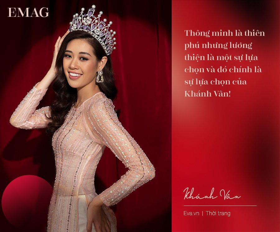 Hoa hậu Hoàn vũ Khánh Vân - Biến cố và sóng gió giúp trái tim nhân ái đăng quang - 5