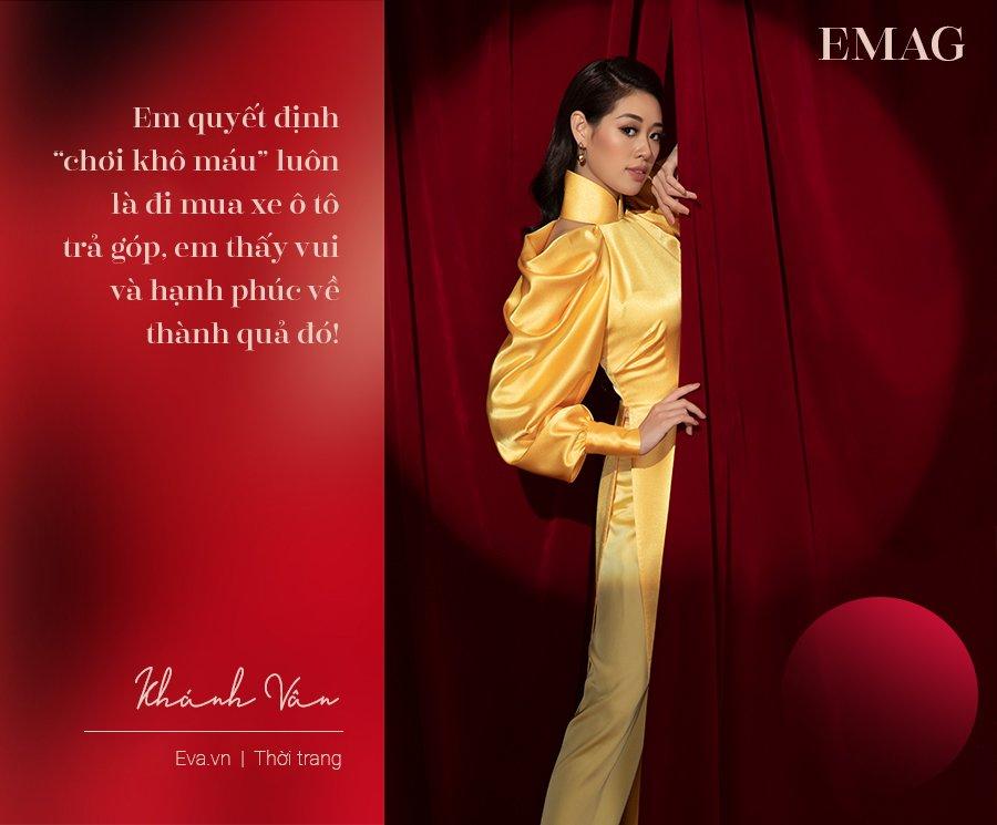 Hoa hậu Hoàn vũ Khánh Vân - Biến cố và sóng gió giúp trái tim nhân ái đăng quang - 10