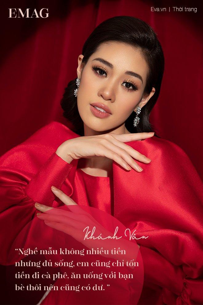 Hoa hậu Hoàn vũ Khánh Vân - Biến cố và sóng gió giúp trái tim nhân ái đăng quang - 15