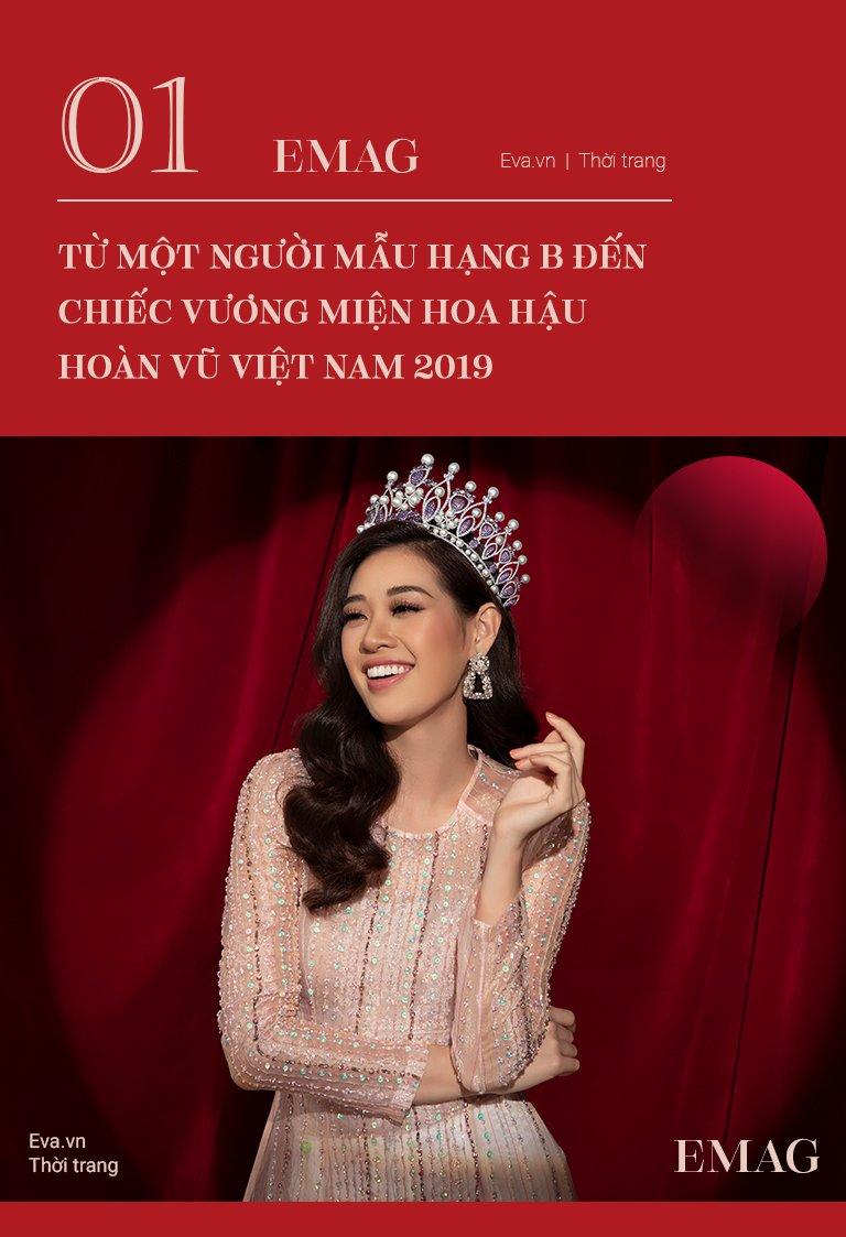 Hoa hậu Hoàn vũ Khánh Vân - Biến cố và sóng gió giúp trái tim nhân ái đăng quang - 4