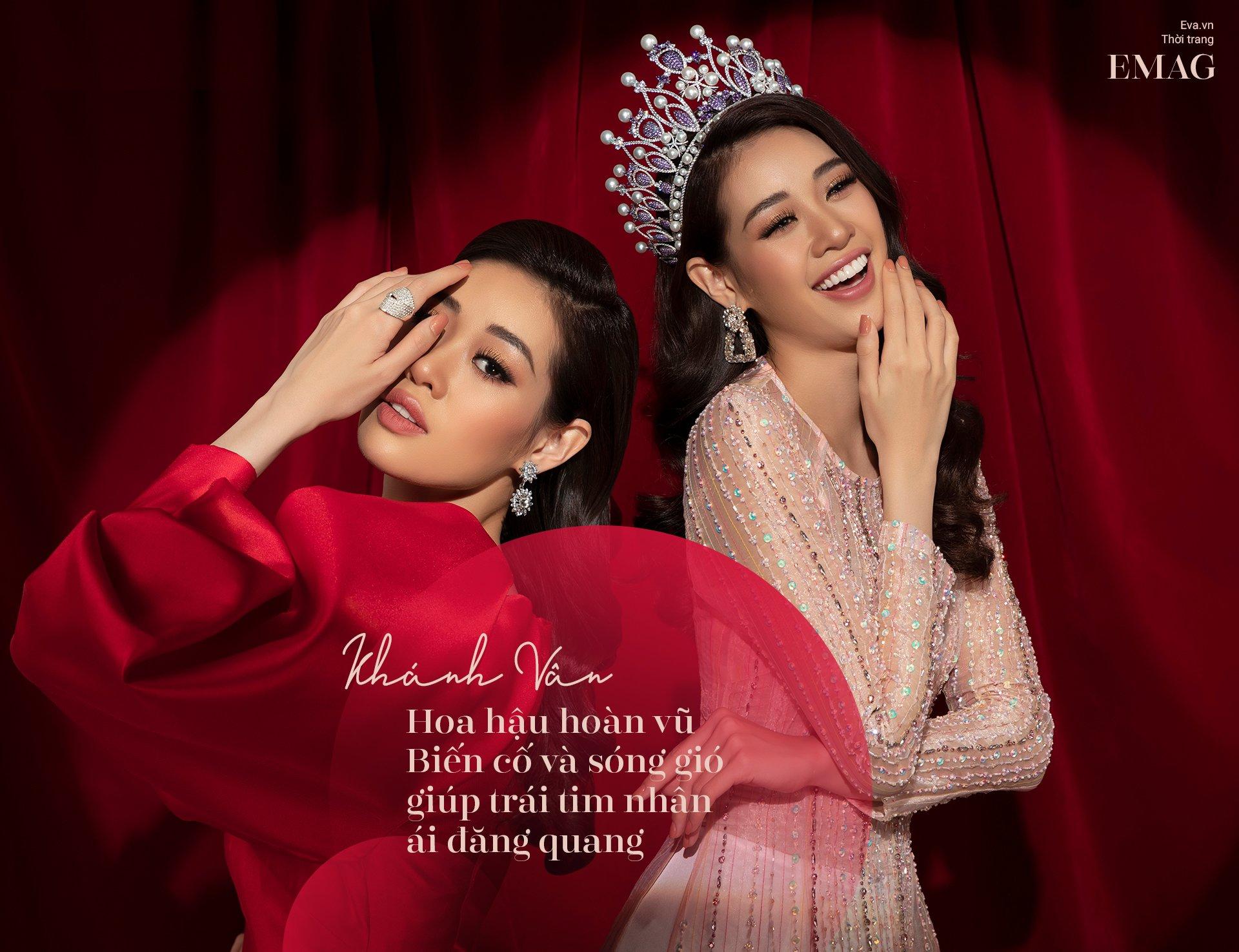 Hoa hậu Hoàn vũ Khánh Vân - Biến cố và sóng gió giúp trái tim nhân ái đăng quang - 1