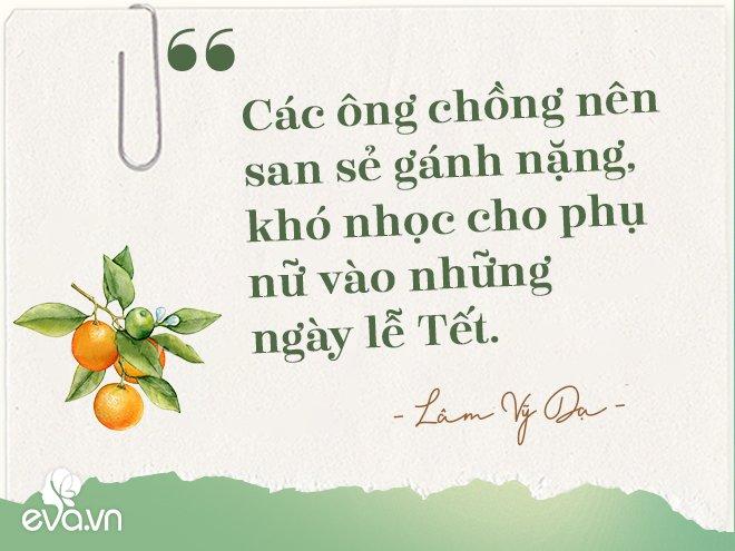 """lam vy da: """"cac ong chong nen san se ganh nang cho phu nu vao nhung ngay le tet"""" - 8"""