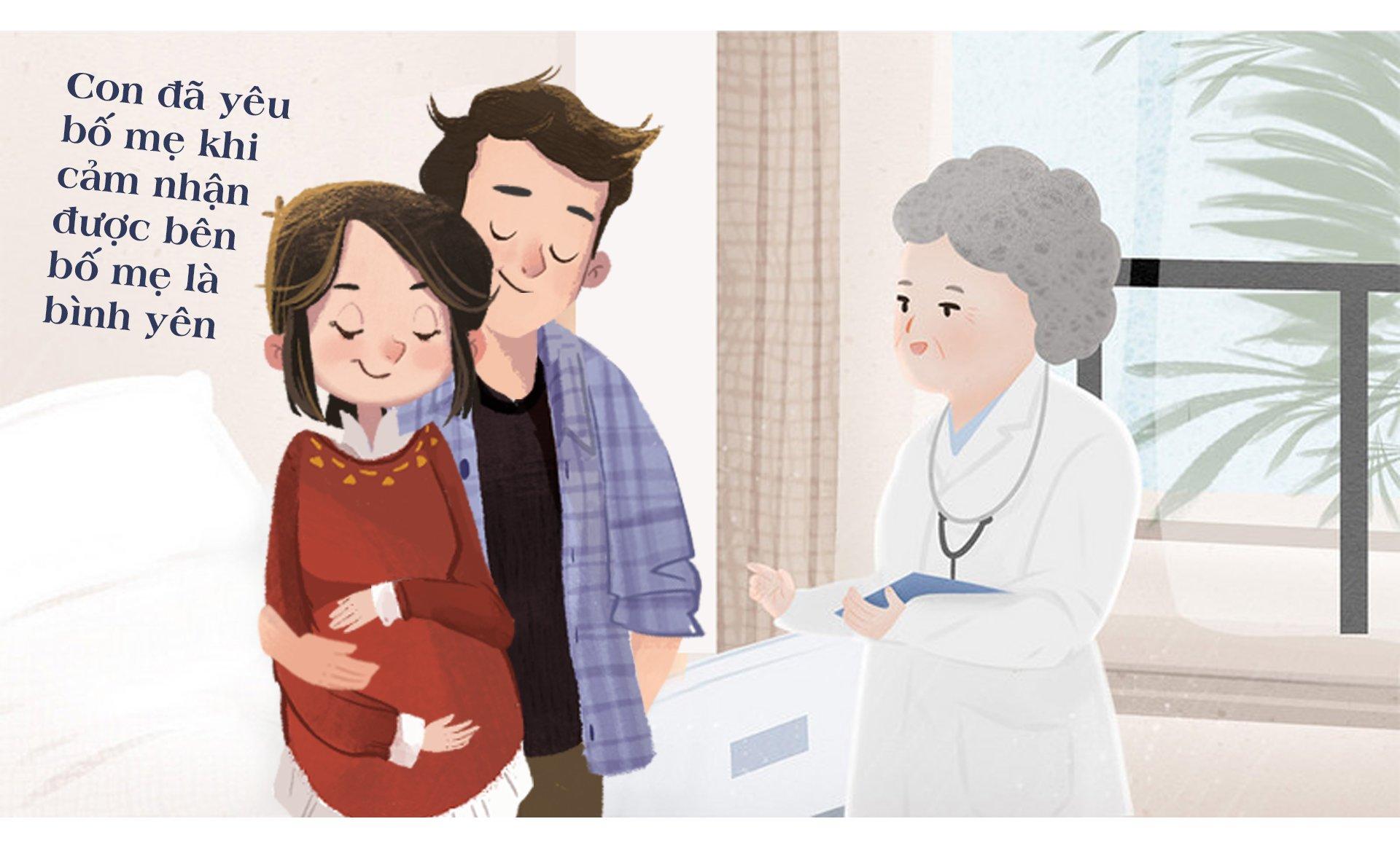 Mẹ con mình duyên nợ với nhau bắt đầu từ chiếc que thử thai 2 vạch - 8
