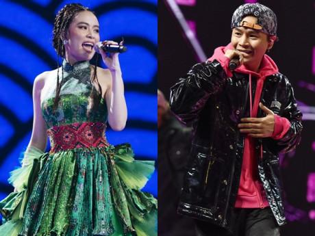Binz và Hoàng Thuỳ Linh cùng xuất hiện, Min - Quang Đăng diễn lại vũ đạo gây sốt