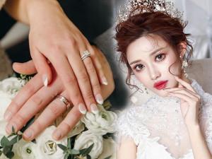 Những mẫu nail nổi bật đầu năm 2021 cho nàng lộng lẫy cầm tay người ấy vào lễ đường