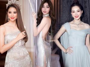 2021, hội mỹ nhân bước vào tuổi băm: 2 Hoa hậu đối đầu nhan sắc, có chân dài mông 103cm