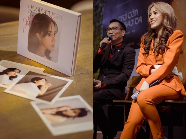 Phùng Khánh Linh tung ca khúc đầu tư nửa tỷ, gây bất ngờ về khả năng hát live