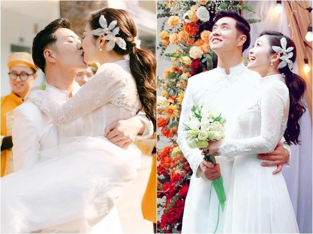 MC có nụ cười đẹp nhất VTV cưới chồng kém 5 tuổi đúng lúc việc bận, gấp, thiếu ngủ