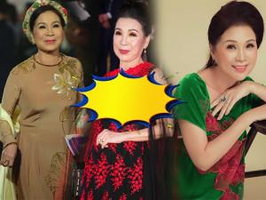 Hình mẫu thời trang nền nã - NSND Kim Xuân lần đầu mắc lỗi ăn mặc ngượng ngùng tuổi 64