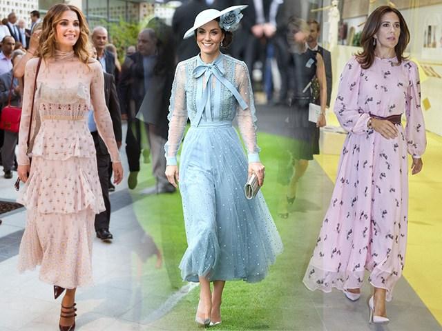 Gọi tên những biểu tượng thời trang Hoàng gia thế giới, có người mặc đẹp lấn át Công nương Kate