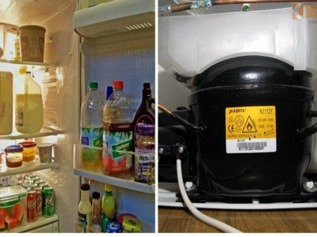 Tủ lạnh kêu cạch cạch đừng chủ quan, nó đang kêu cứu mà không ai biết