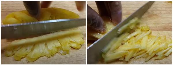 Cách làm mứt thơm ngọt ngon vàng óng hấp dẫn - 7