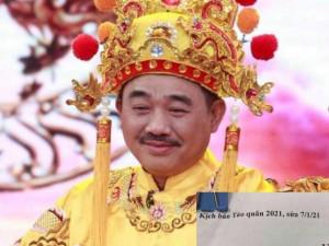 Cuối cùng Ngọc Hoàng Quốc Khánh đã báo danh tại Táo quân 2021