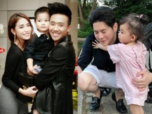 Tình cũ Trấn Thành sau 3 năm lấy Việt kiều kém tuổi: Khen chồng đẹp trai, chăm con quá đảm