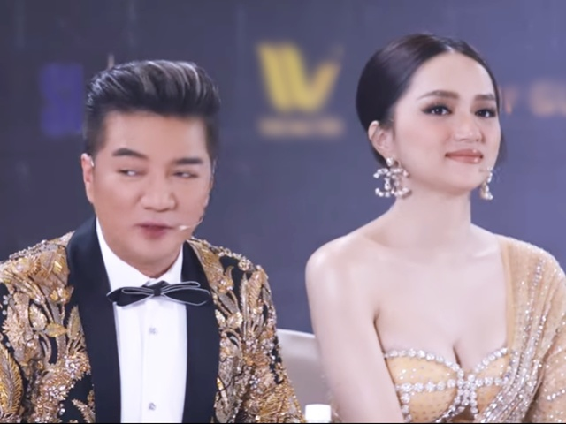 Đàm Vĩnh Hưng gọi Hoa hậu chuyển giới Hương Giang là vợ, tự hào với bà xã anh đây