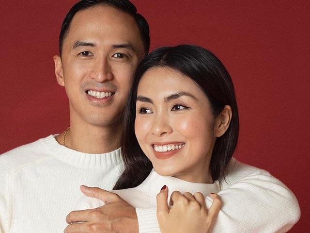 Đăng ảnh bên chồng, Hà Tăng lộ khuyết điểm nhưng dung nhan ngọc nữ có bất bại?