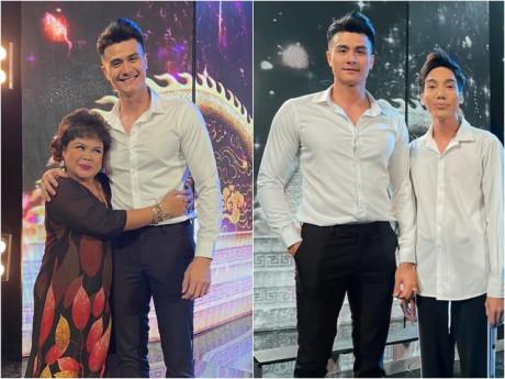 Soái ca đẹp trai nhất Việt Nam lần đầu tập Táo, dàn nghệ sĩ già trẻ đồng loạt liêu xiêu