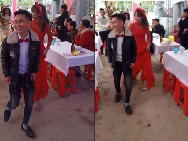 Xôn xao clip chú rể Hà Tĩnh 15 tuổi quẩy quên mình trong lễ ăn hỏi: Cô dâu lên tiếng