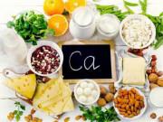 12 thực phẩm giàu canxi ai cũng nên biết để kịp thời bổ sung