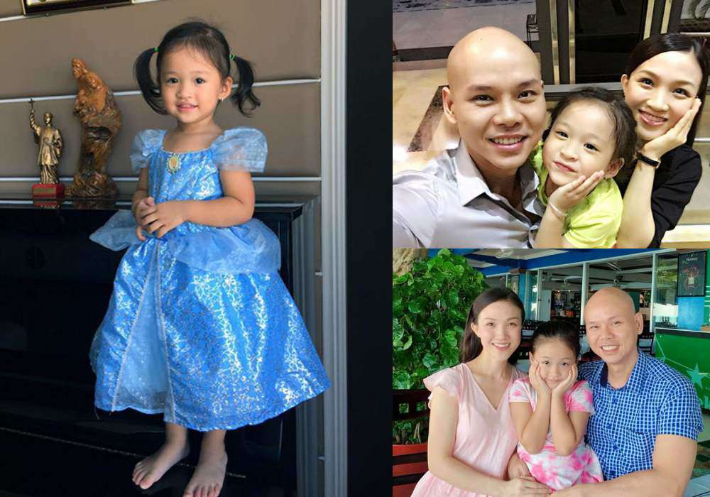 The wife of Phan Dinh Tung who was born prematurely, the newborn son thrilled his father by his appearance: 4