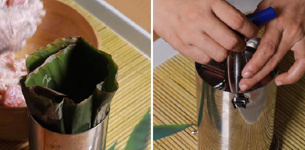 Cách làm giò dăm bông thịt nguội ngon đơn giản tại nhà - 15