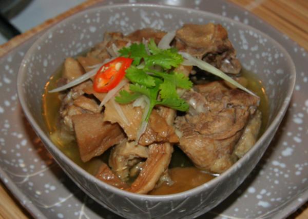 Cách nấu măng khô mềm ngon đậm đà, chế biến măng khô đơn giản - 14