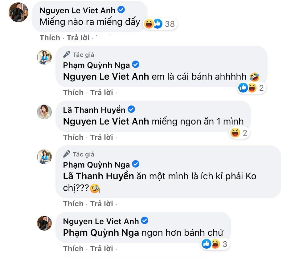 Quỳnh Nga thả ảnh mặc bikini khoe body vệ nữ, bụng nổi múi, Việt Anh vào khen câu mát lòng - 5